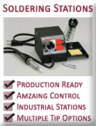 Check out our Soldering Stations
